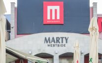 Cafenea Marty West Side Polus Center
