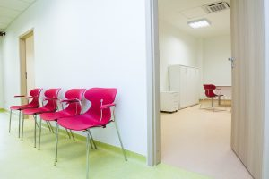 scaune asteptare hol cabinet clinica medicala pozimed constanta